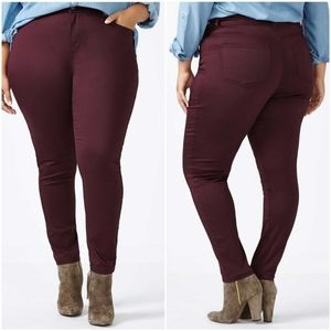 d/c Jean Coloured Jean Legging
